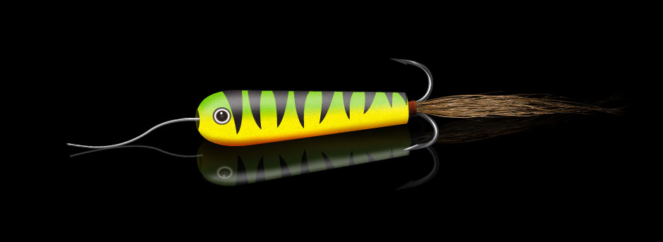 lure for fishing Killer Walley